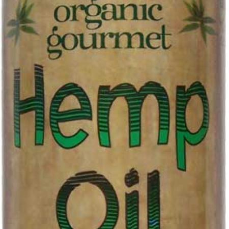 Organic Gourmet Hemp Oil