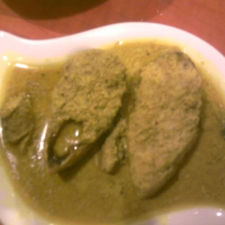 Shorshe Ilish