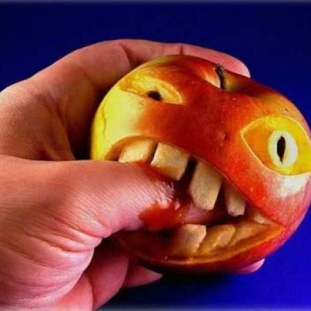 Angry Apple