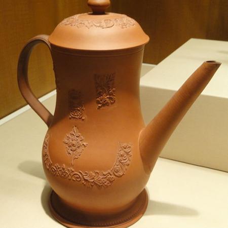 Classic Chocolate Pot