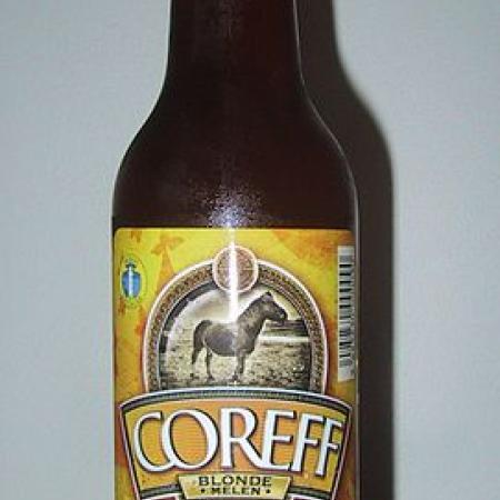 Coreff blonde