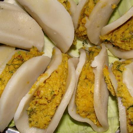 Rice Gujiya