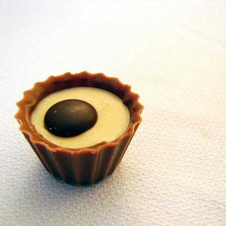 Chocolate Candy Piece