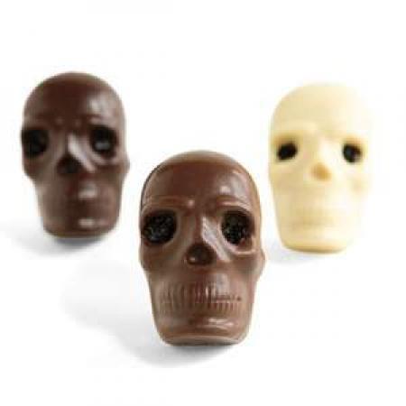 Creepy Chocolate Creations!