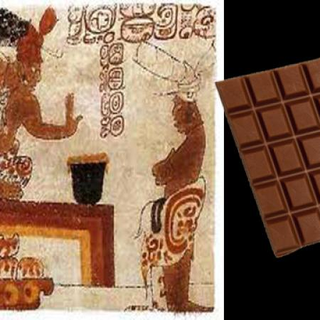 2,500 Years Old Ancient Chocolate Rocks Mexico