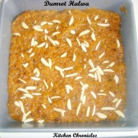 My Food Gallery ( Pakistani Foods) - Halwa