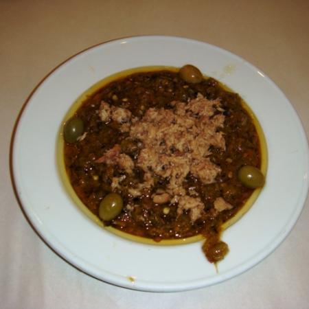 Meshouia Salad