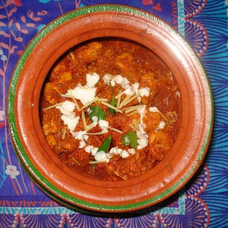 Spicy Punjabi Chicken Handi