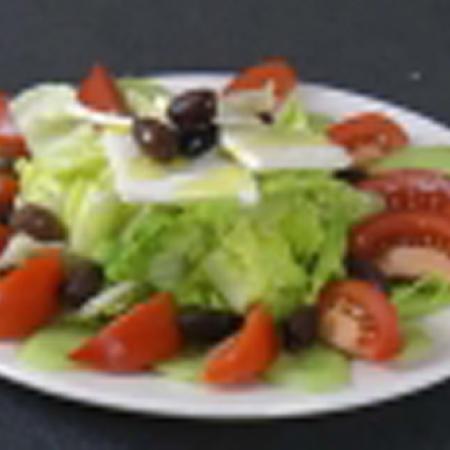 Greek Easter Foods-Salad