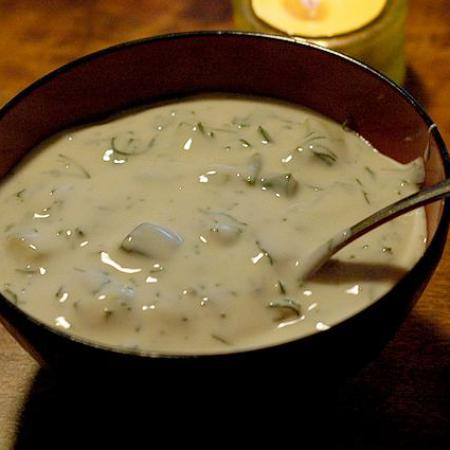 Moroccan White Soup