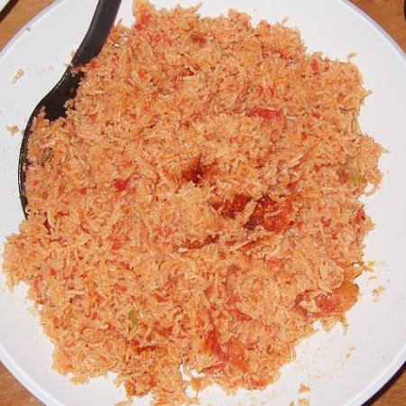 Red Pilaf