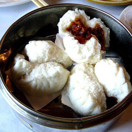 Roast Pork Dumplings