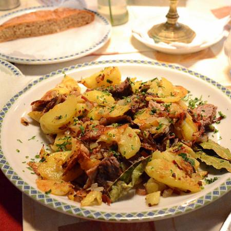 Tirolean fried potatoes