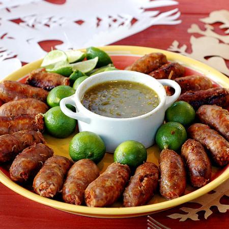 Salvadoran Chorizo