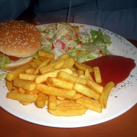 Veggie Burger Kopfeck Munich