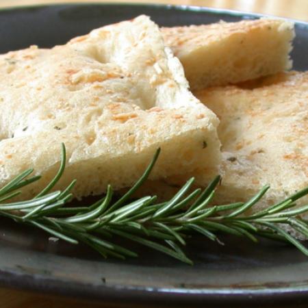 Fresh Focaccia Bread