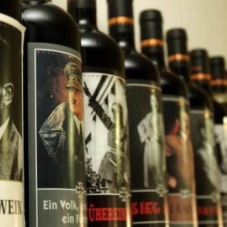 Hitler Comes Alive from Dead in Wine Labels and Shocks Tourists