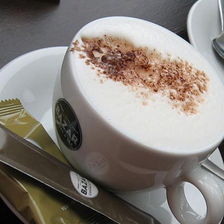Two Delicious Cappuccino