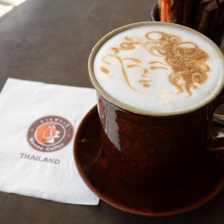 Wawee latte