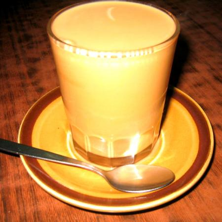 Hong Kong-Style  Milk Tea