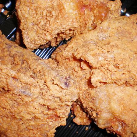Safeway Fried Chicken