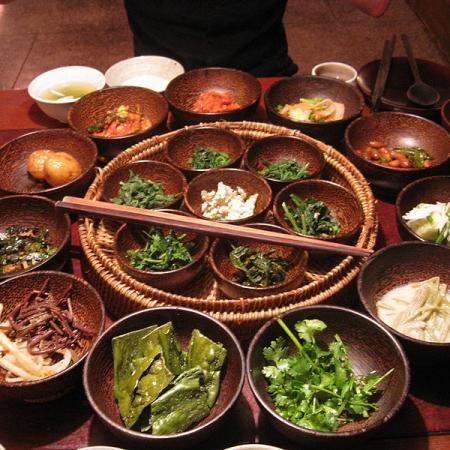 Korea Seoul Insadong Sanchon