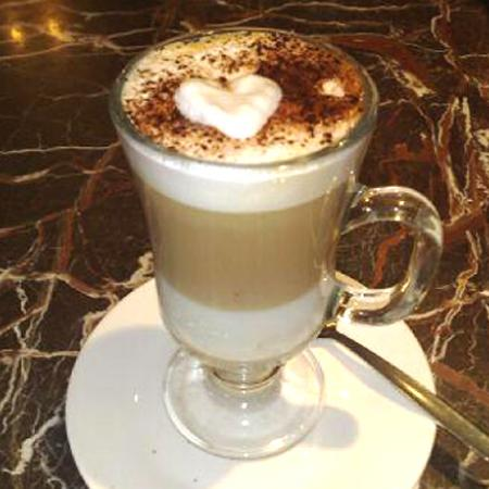 Surfing Cappuccino