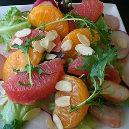 Mandarin Segments