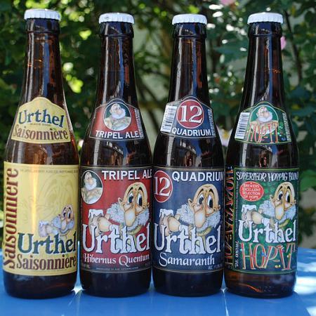 Urthel Belgisch-Nederlands beer