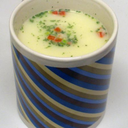 Cup Soup Chicken