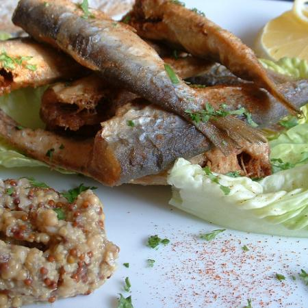 Deep-Fried Sprats