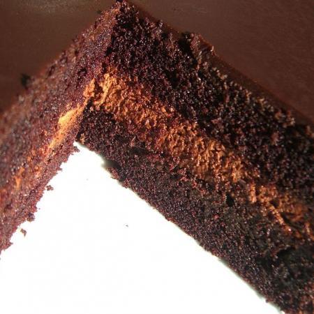 Choc-o-late Cake