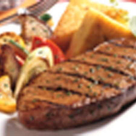 American Dinner Menu - Main Dish ( Steak )
