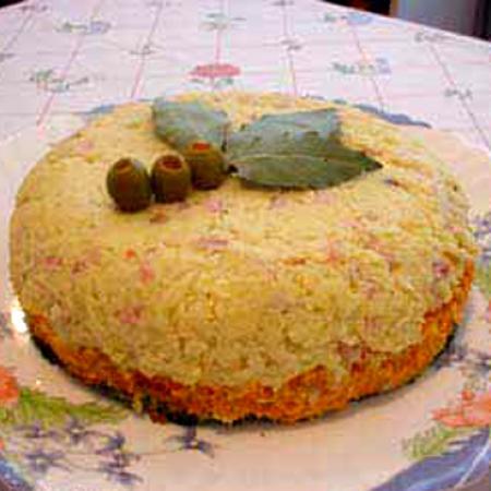Torta od povrca