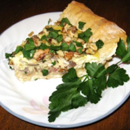 Radish Pie Slice