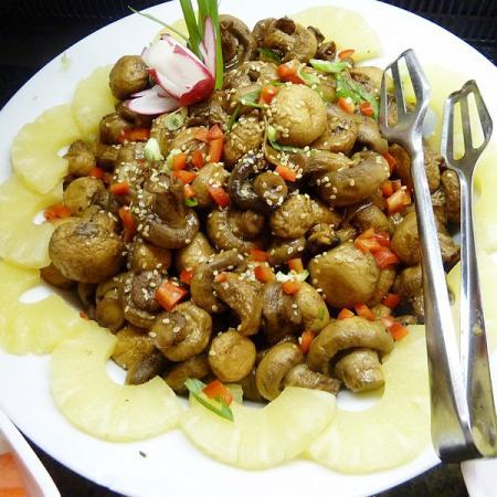 Israeli Vegetable