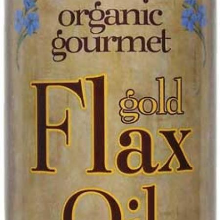 High Lignan Flax Oil