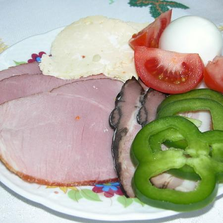 Slovak easter food