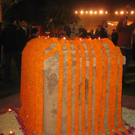 Indian Wedding Decoration - Floral Arrangement