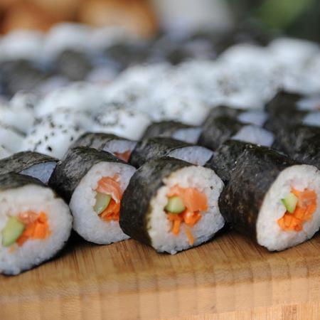 Wikimania Sushi