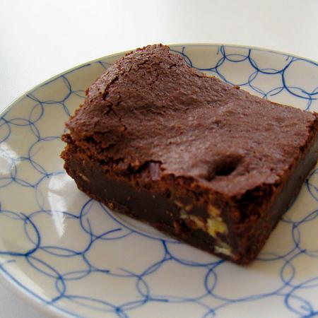 Vegan Chocolate Dream Brownies