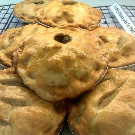 Grandma Pollards meat and potato pies