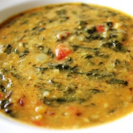 Lentil Curry