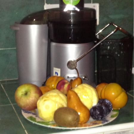 more than 8 fruits Juice