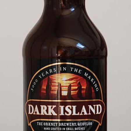 Dark Island Beer