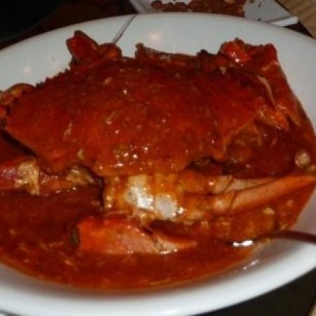 Thai Chilli Crab