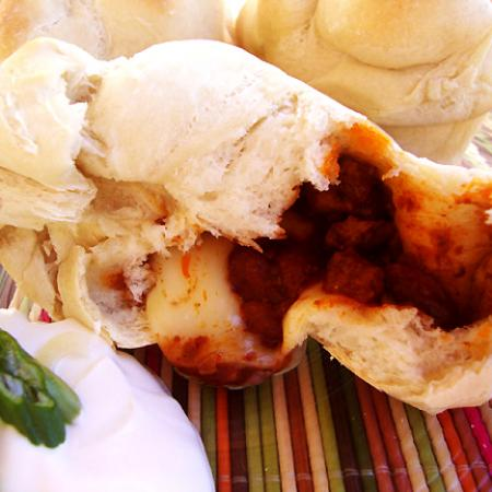 Chili Cheese Roll