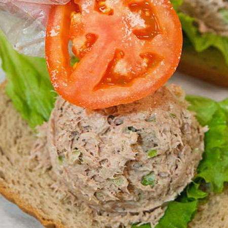 Tuna Sandwiche