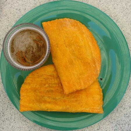 Jamaican Patties And Redstripe