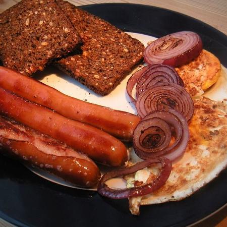 Sausages Dinner